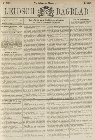 Leidsch Dagblad 1892-03-04