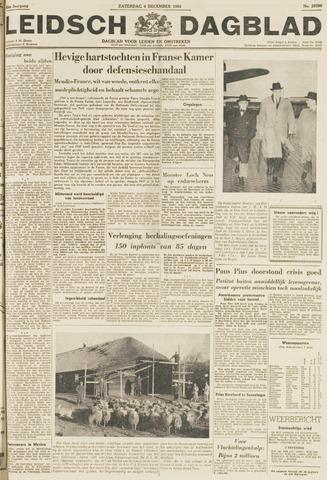 Leidsch Dagblad 1954-12-04