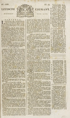 Leydse Courant 1826-06-07