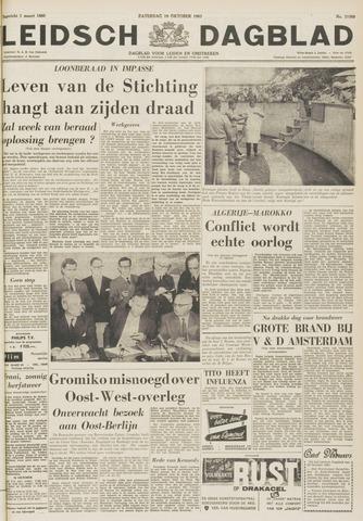 Leidsch Dagblad 1963-10-19