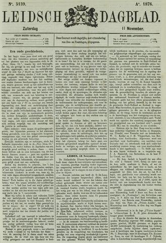Leidsch Dagblad 1876-11-11