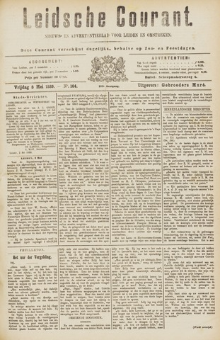 Leydse Courant 1889-05-03
