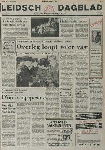Leidsch Dagblad 1982-04-19