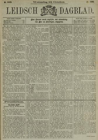 Leidsch Dagblad 1890-10-22