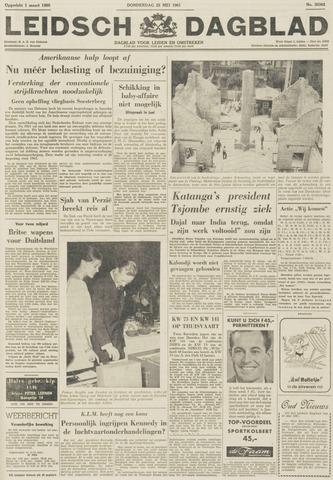 Leidsch Dagblad 1961-05-25