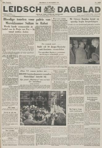 Leidsch Dagblad 1955-11-21