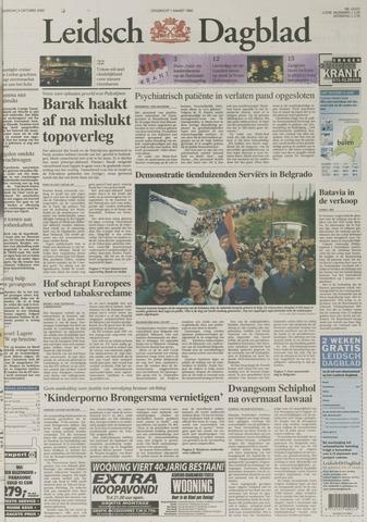 Leidsch Dagblad 2000-10-05