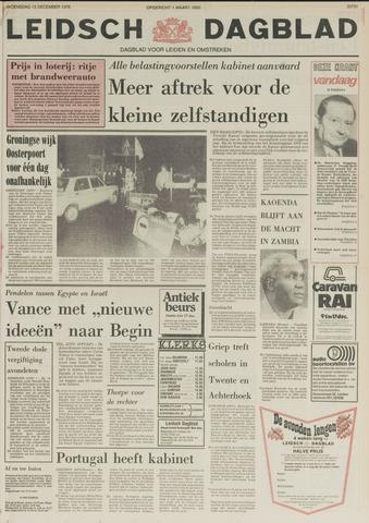 Leidsch Dagblad 1978-12-13