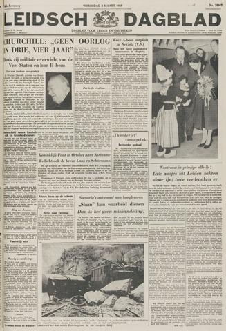 Leidsch Dagblad 1955-03-02