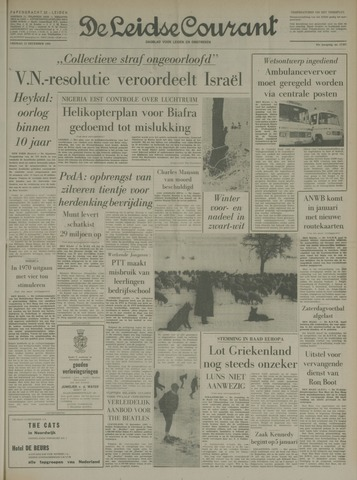 Leidse Courant 1969-12-12