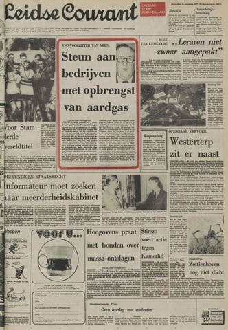 Leidse Courant 1977-08-31