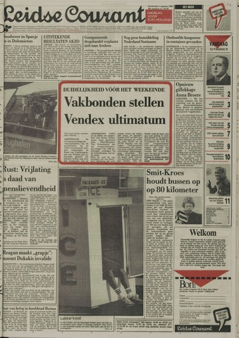 Leidse Courant 1988-08-04