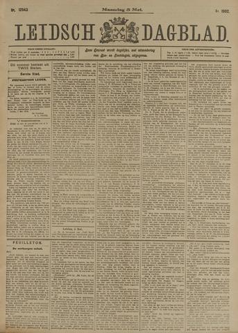 Leidsch Dagblad 1902-05-05