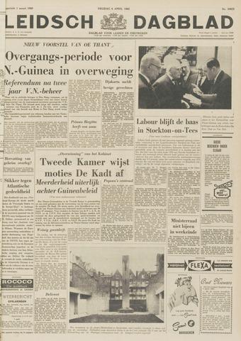 Leidsch Dagblad 1962-04-06