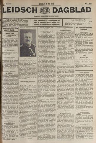 Leidsch Dagblad 1933-05-09