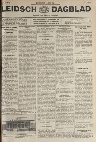 Leidsch Dagblad 1933-06-01