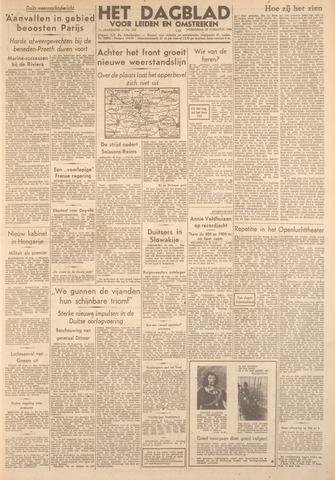 Dagblad voor Leiden en Omstreken 1944-08-30