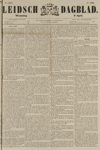 Leidsch Dagblad 1870-04-06