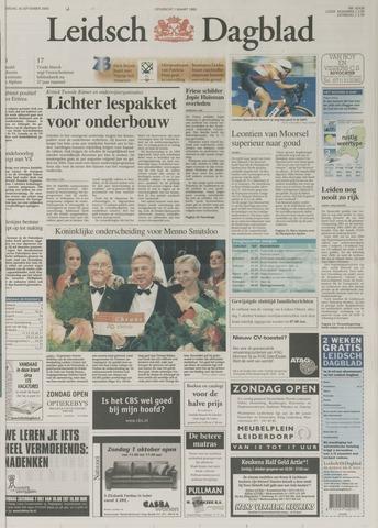 Leidsch Dagblad 2000-09-30