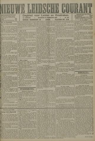 Nieuwe Leidsche Courant 1921-02-15