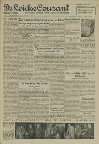 Leidse Courant 1952-06-26
