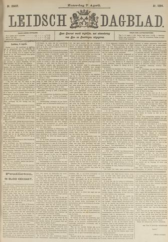 Leidsch Dagblad 1894-04-07
