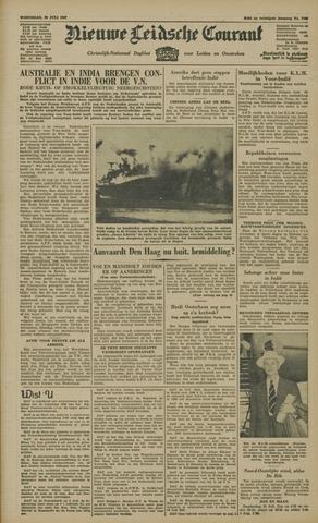 Nieuwe Leidsche Courant 1947-07-30