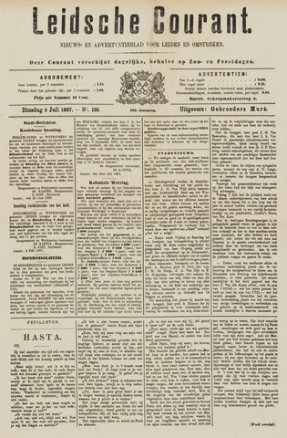 Leydse Courant 1887-07-05