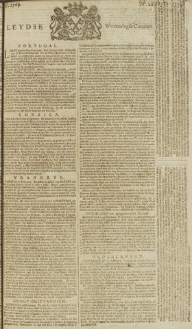 Leydse Courant 1769-03-01