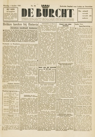 De Burcht 1945-10-01