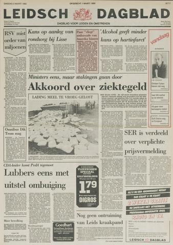 Leidsch Dagblad 1982-03-02