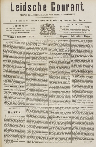 Leydse Courant 1887-04-15