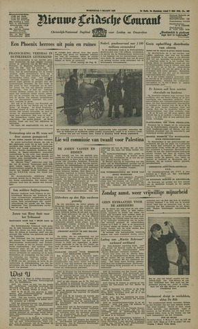 Nieuwe Leidsche Courant 1947-03-05