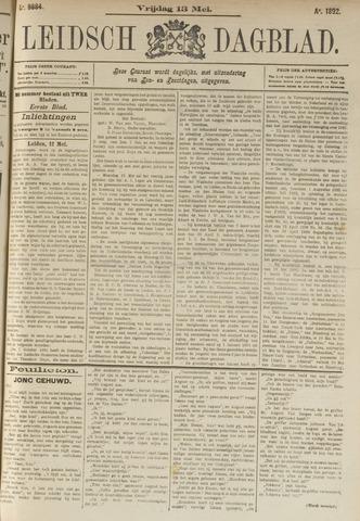 Leidsch Dagblad 1892-05-13