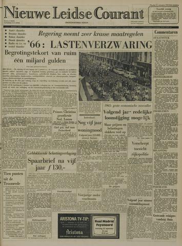 Nieuwe Leidsche Courant 1965-09-21