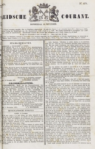 Leydse Courant 1871-11-16