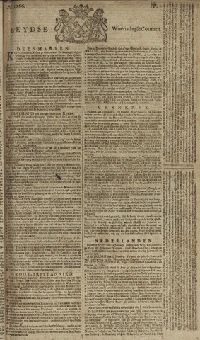 Leydse Courant 1766-01-15