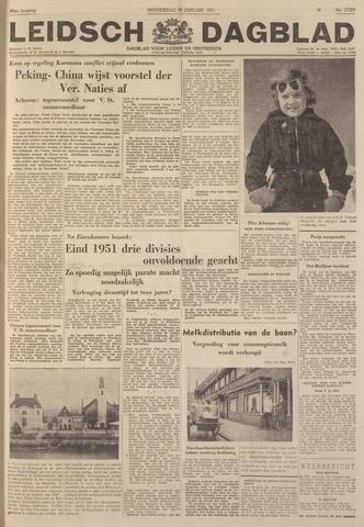 Leidsch Dagblad 1951-01-18