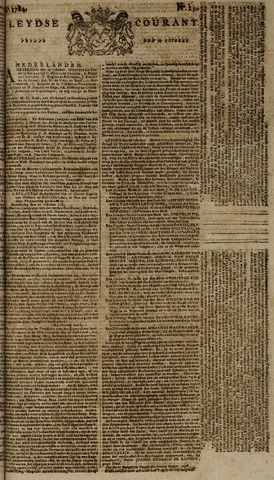 Leydse Courant 1784-10-29