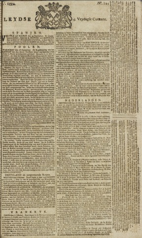 Leydse Courant 1771-10-18