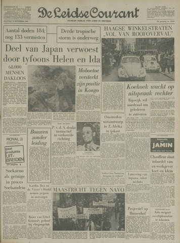 Leidse Courant 1966-09-26