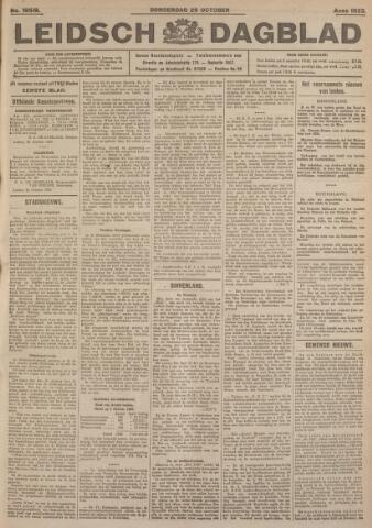 Leidsch Dagblad 1923-10-25