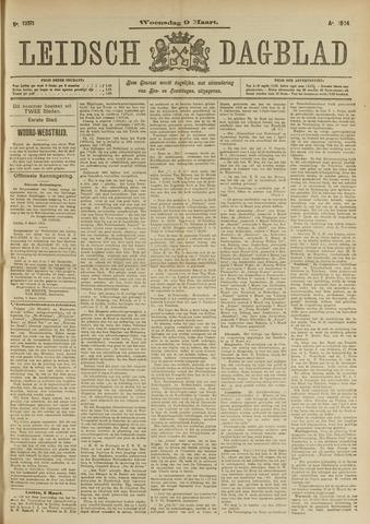 Leidsch Dagblad 1904-03-09
