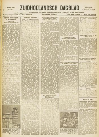 Zuidhollandsch Dagblad 1944-08-04