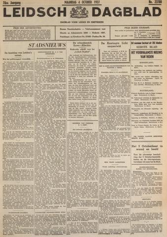 Leidsch Dagblad 1937-10-04