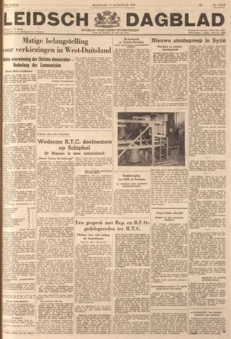 Leidsch Dagblad 1949-08-15