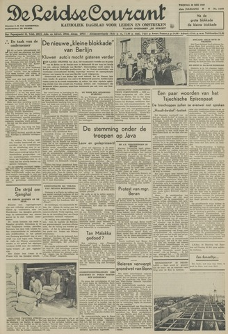 Leidse Courant 1949-05-20