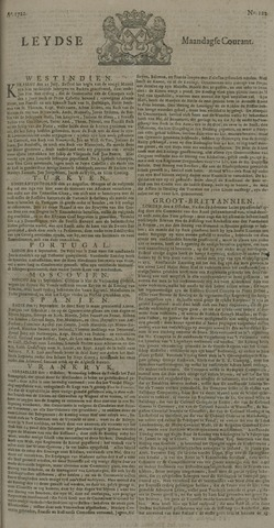 Leydse Courant 1722-10-12