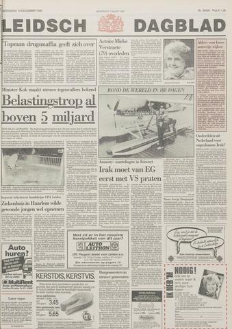 Leidsch Dagblad 1990-12-19
