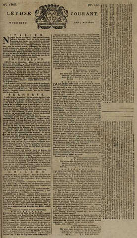 Leydse Courant 1808-10-05